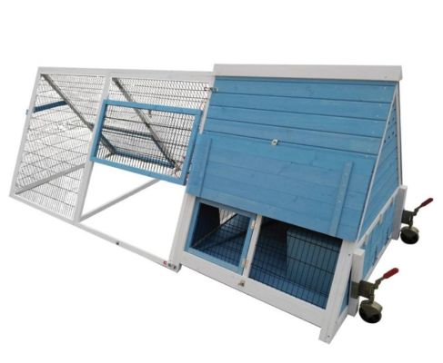 Advantek A-Frame Chicken Coop